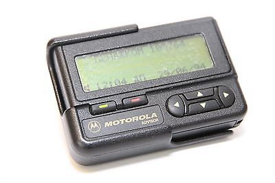 Motorola Pager ADVISOR Vintage Collectible Beeper Sigma Wireless