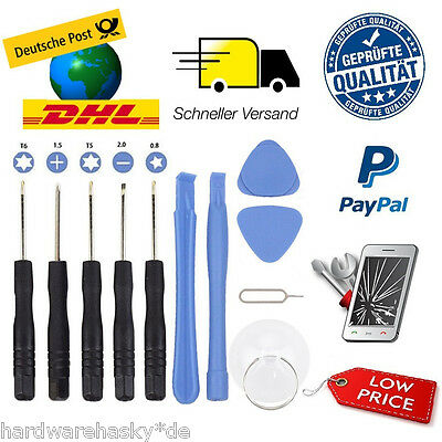 Smartphone & Tablet Reparatur Set 11-teilig Display Reparatur Set Handy Tool kit