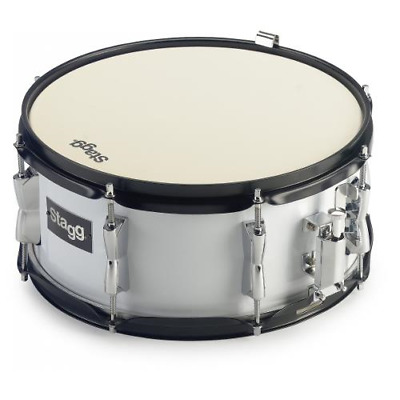 """Stagg 13"""" x 6"""" Marching Snare Drum"""
