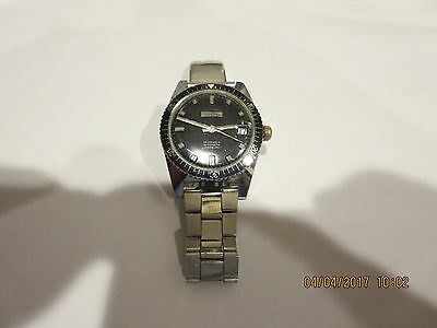 SWISS MADE 25 JEWELS AUTOMATIC ASTOREx WATCH WITH A DATE