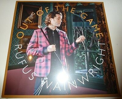 RUFUS WAINWRIGHT - Out of the Game ***Vinyl-2LP***NEW***sealed***