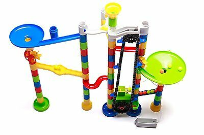 AutoRun: 180 pc. Marble Run with Battery Powered Elevator