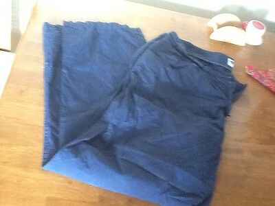 mountain warehouse size 16 walking trousers Navy