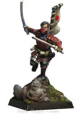 Fenryll Fantasy Mini Resin 28mm Samurai Pack MINT