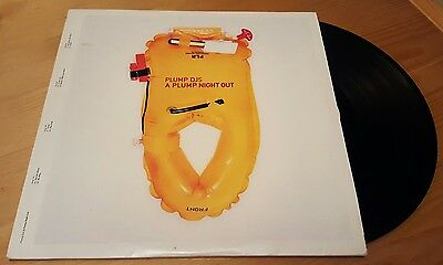 Plump DJs A Plump Night Out 2xVinyl LP 2000