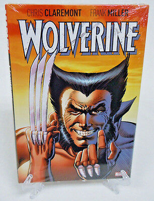 Wolverine by Claremont and Miller 1 2 3 4 Marvel Comics Hard Cover HC Sealed