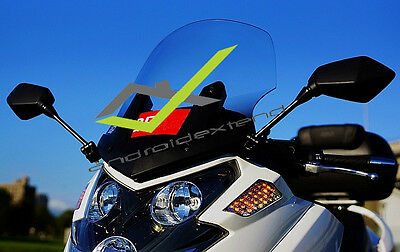 Kymco My Road 700 Front Mounted Mirrors (4 Styles)