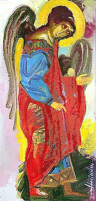 Angel LE Print of Original Oil Painting by Hahonin FREE WORLDWIDE POSTAGE