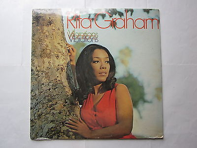 Northern Crossover 60's Soul LP-Rita Graham-Vibrations-US Tangerine still sealed