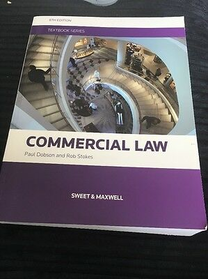 Commercial Law by Professor Paul Dobson, Rob Stokes (Paperback, 2012)