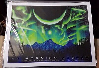 My Morning Jacket @ Milwaukee Wi 6/20&21/2015 - Show Edition by Todd Slater