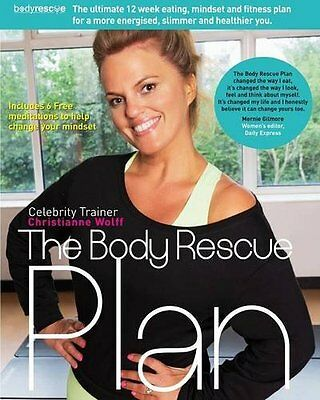 Body Rescue Plan, Wolff, Christianne   Paperback Book   9781910125298   NEW