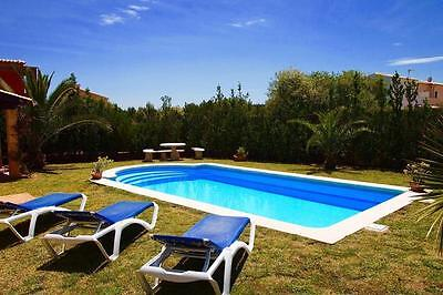 Holiday apartment spain