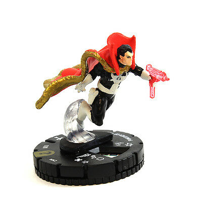 042 Punisher of the Strange NM W/ Card Super RARE Marval HeroClix: What If? 15th