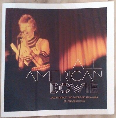 David Bowie - All American Bowie 1973 limited edition Cygnet Committee photobook