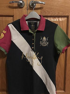Joules Polo Shirt Size 12