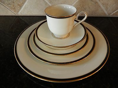 Lenox Urban Lights Fine American China One 5 Piece Place Setting