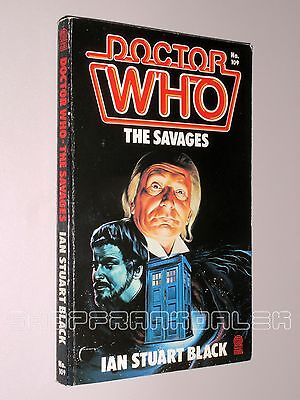 Doctor Who and the Savages (Target books)