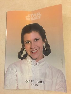 Star Wars Insider Issue #171 Carrie Fisher Special Edition.