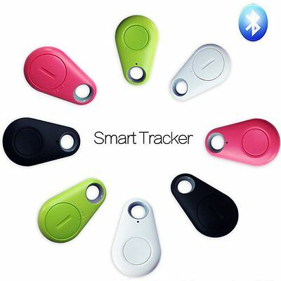 New Smart Bluetooth Trackr Bravo Replica Pet Child Keys Wallet Gps Locator+2032