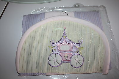 Baby Girl Kidsline Camelot Nappy Stacker Holder Storage - New in Packaging