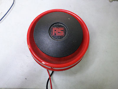 KLAXON LOW CURRENT SOUNDER ALARM 12-24DC -- Part No:  18-980136