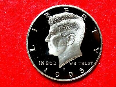 2004 S KENNEDY PROOF DEEP CAMEO GEM  CLAD HALF DOLLAR  #22R