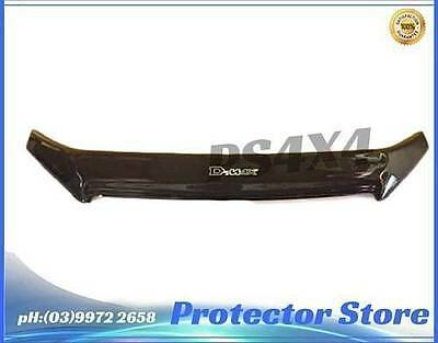 Bonnet Protector for Isuzu DMAX 2012-2016 Onwards Tinted Guard D-max