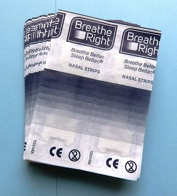 104 Nasenpflaster Breathe Right nasal strips s/m clear