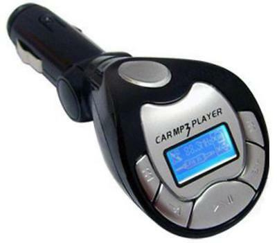 Raccomandata P. - LETTORE MP3 PER AUTO CON MODULATORE FM;CAR MP3 PLAYER WITH FM