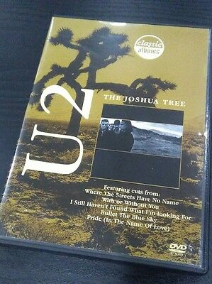 "Dvd - U2 ""THE JOSHUA TREE"""