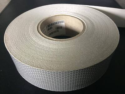 SOLAS 50mm Self Adhesive Reflective Tape Marine, Aviation, Bushcraft - per metre