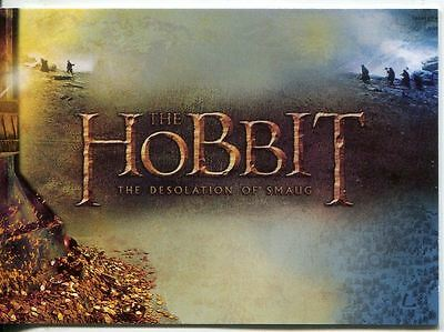 The Hobbit Desolation Of Smaug Complete 72 Card Base Set