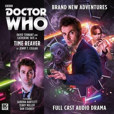 The Tenth Doctor - Time Reaver (Doctor Who) by Colgan, Jenny T. | Audio CD Book