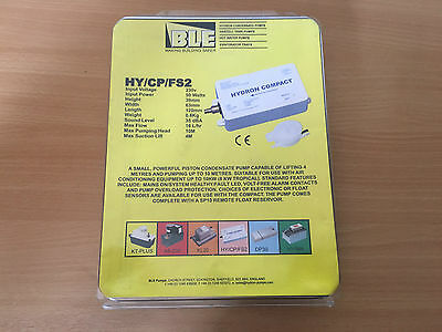 Hydron HY/CP/FS2 compact fail safe pump air conditioning condensate Hy CP Fs2