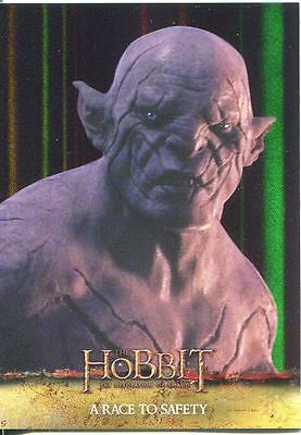 The Hobbit Desolation Of Smaug Parallel Foil Base Card #4