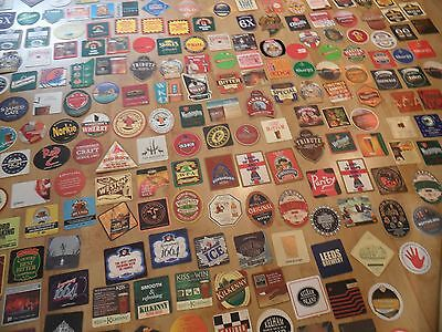 325 vintage beer mats inc 6 john smith jigsaw type