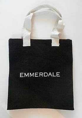 Official Emmerdale Jute Bag