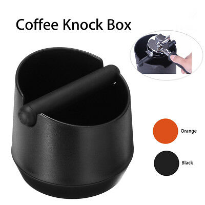 ABS Coffee Knock Out Box Container For Espresso Grind Waste Bin Recycle Holder