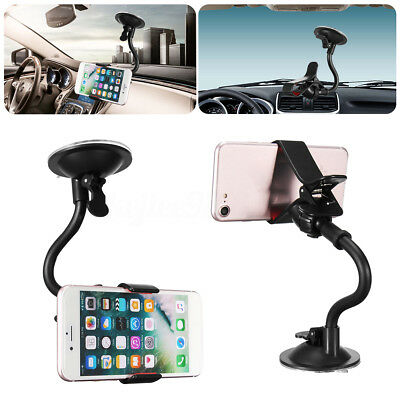 INSMA 360° Universal Auto Car Windshield Dashboard Holder Mount For Mobile Phone