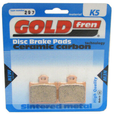 Rear Disc Brake Pads for KTM 85 SX 2011 85cc  By GOLDfren