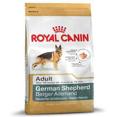 Royal Canin Breed Health Nutrition Specific German Shepherd Adult Dog Food 12kg