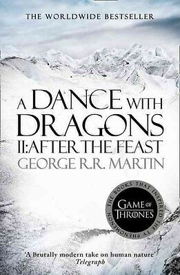 A Dance with Dragons: Part 2 After the Feast, George R. R. Martin