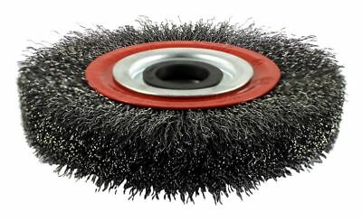 Addax 0.3mm Crimped Wheel Brush 150 (Pack of 1)