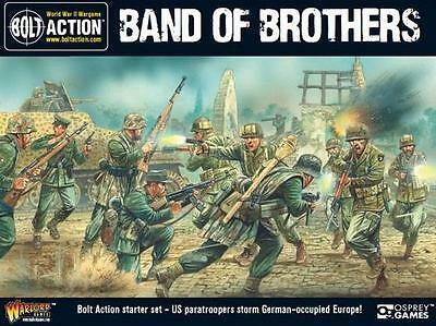 **bnib** Warlord Games Bolt Action Band Of Brothers Starter Game