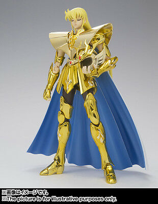 Bandai Saint Seiya Cloth Myth EX Virgo Shaka Revival Ver Action Figure September