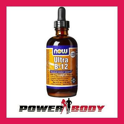 NOW Foods - Vitamin B-12 Ultra