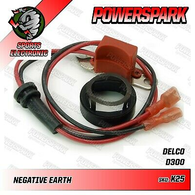 Delco D300 Distributor Electronic Ignition Kit Vauxhall Opel Bedford Powerspark