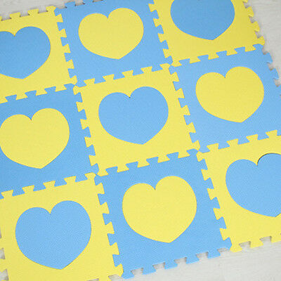 Soft baby games Crawling Rugs Children's Puzzle foam Mat Baby play 1 PC