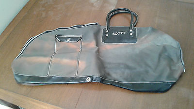 Scott Mcculloch 7.5Hp Outboard Motor Carry Bag Nos Vintage Amazing Condition